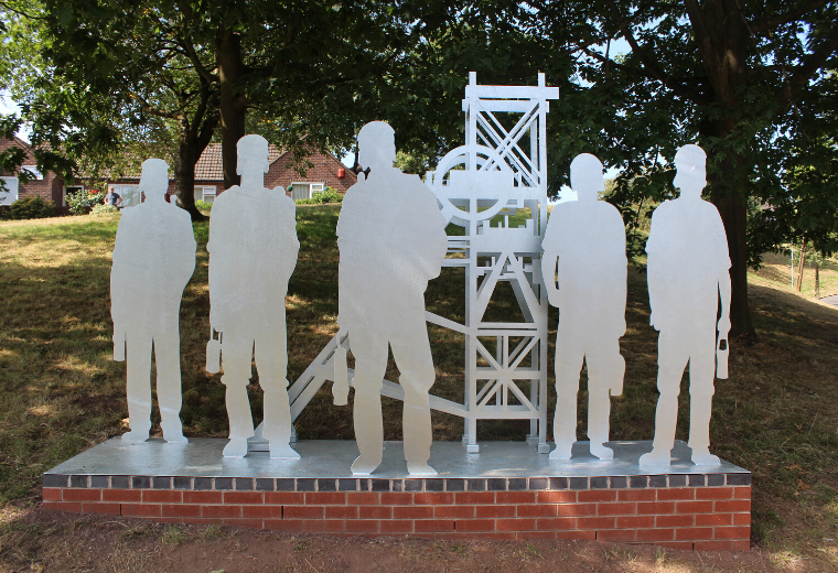 Category Preview - THE CHESTERTON MINING MEMORIAL